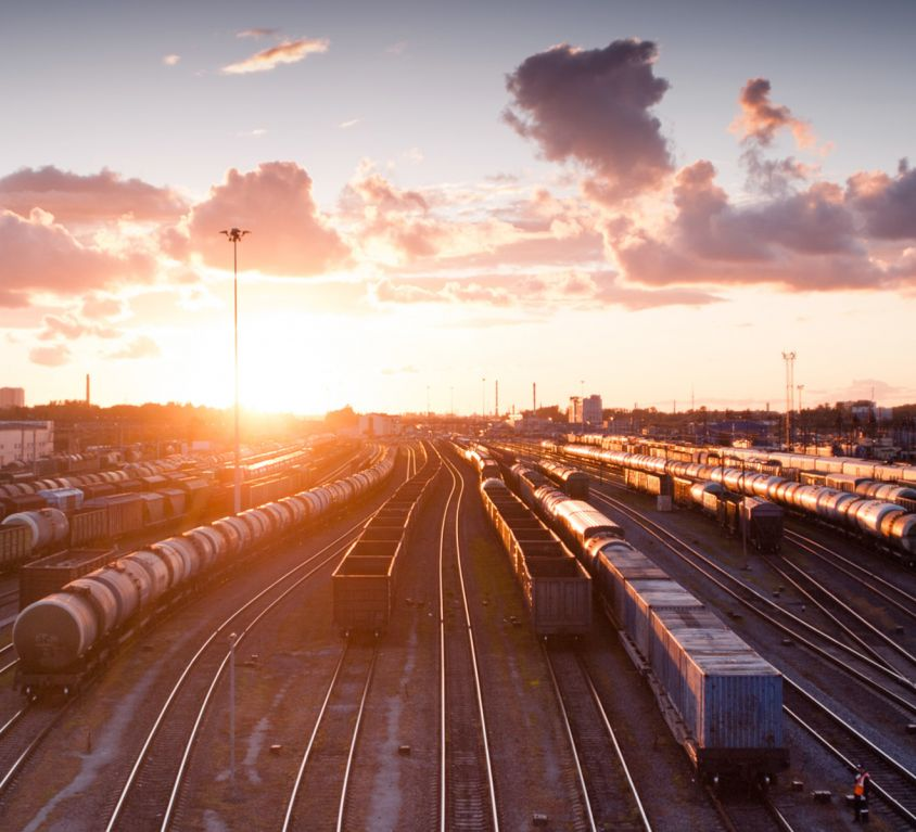 Train Transportation (Demo)