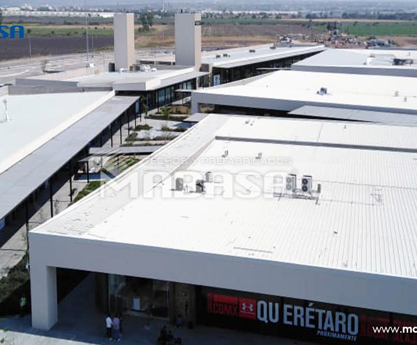 Proyecto Outlet Queretaro